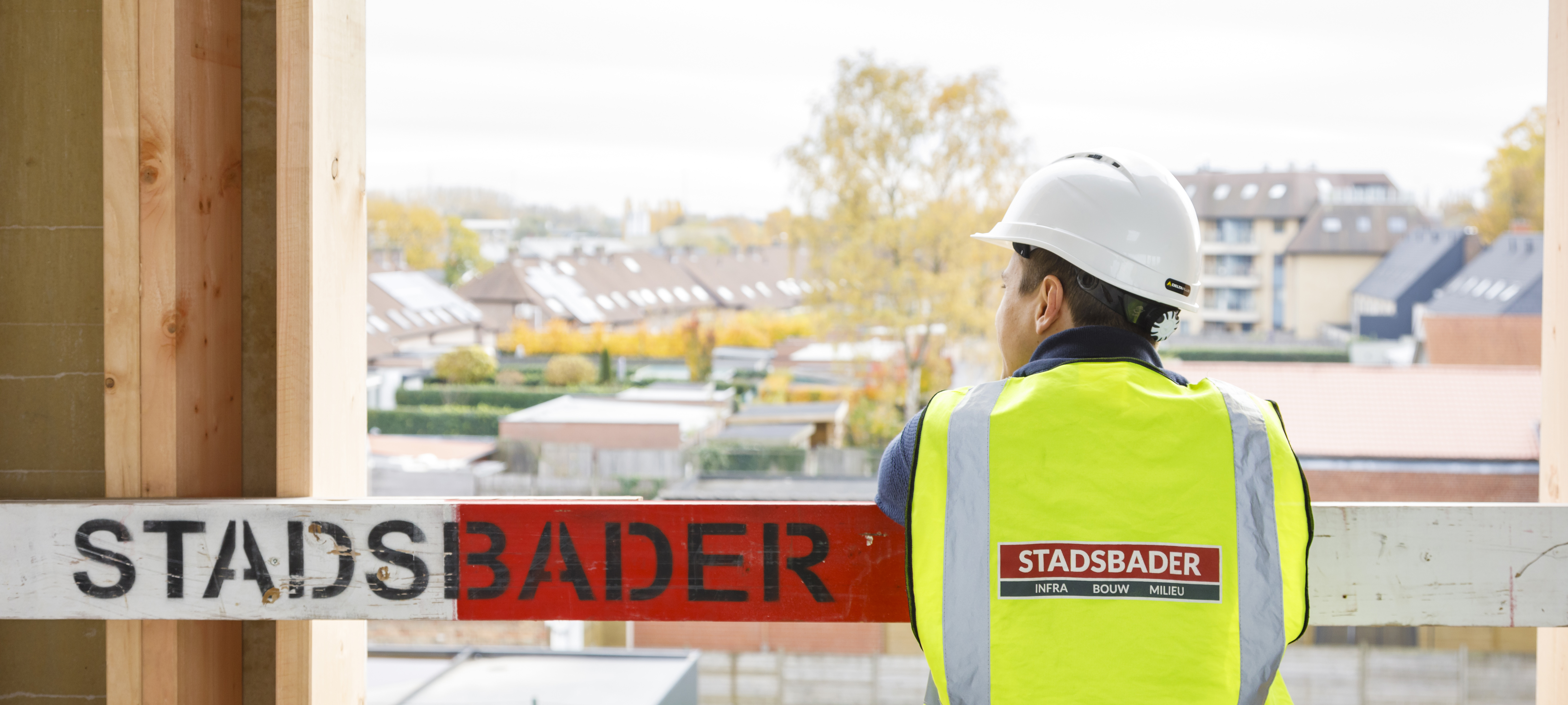 Stadsbader creates utility concepts with an added value for everybody.